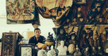 Panjiayuan Touristy Souvenirs