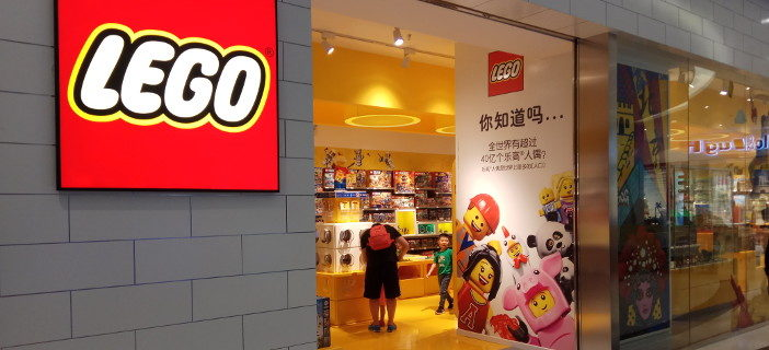 Beijing's First Official Lego Store Opens at Chaoyang Joy City ...