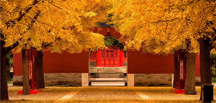 Mountain Parks in Beijing for Gorgeous Fall Foliage