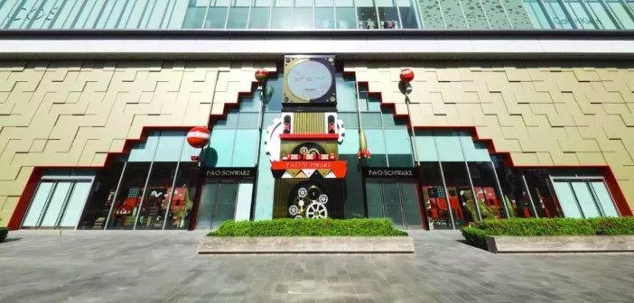FAO Schwarz, Iconic Toy Store, Opens in Beijing on May 25